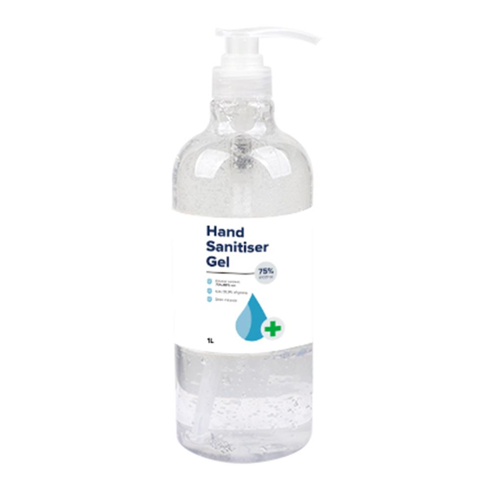 1L Gel Hand Sanitiser - Rolling Stock - 2 week production