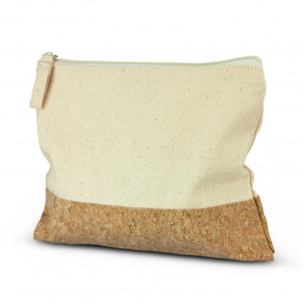 Unbleached Cotton Pencil Case